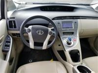 Options:  2014 Toyota Prius Four|Green|1.8L 4-Cylinder