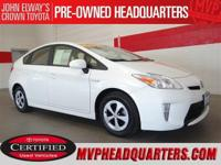 2014 Toyota Prius Four. Loaded with features, this