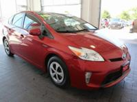 Options:  2014 Toyota Prius