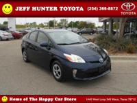 New Arrival! CarFax One Owner! This Toyota Prius is