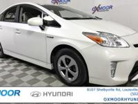 Toyota Prius Four CARFAX One-Owner. MOTOR TREND