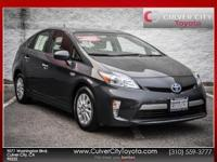 Options:  2014 Toyota Prius Plug-In Base|Gray|Toyota