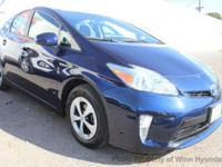 This 2014 Toyota Prius 4dr Three Hatchback 4D features