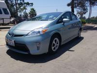 Options:  2014 Toyota Prius Three|Lt Green|What You Can