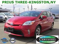 Prius Three, CLEAN CAR FAX HISTORY, LOW  INTEREST RATES