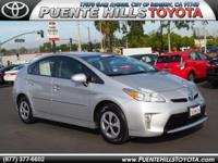 *ONE AT THIS PRICE*. Prius Three, Toyota Certified,