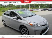 New Price! 2014 Toyota Prius Three in Classic Silver