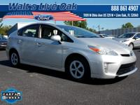 New Price! CARFAX One-Owner. 2014 Prius Toyota Priced