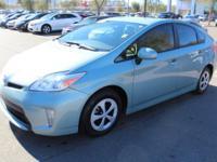 EPA 48 MPG Hwy/51 MPG City! CARFAX 1-Owner, Toyota
