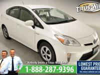 2014 Toyota Prius, White, Completely inspected and