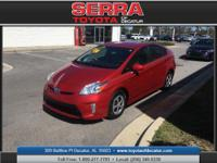 Come to Serra Toyota of Decatur! Real Winner! Are you