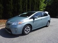 CERTIFIED TOYOTA PRIUS II. ONE OWNER, LOW MILES, CLEAN