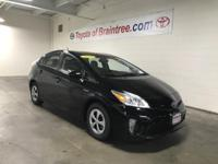 CARFAX 1-Owner, LOW MILES - 40,656! BLACK exterior and