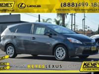 Recent Arrival! 2014 Toyota Prius v 40/44 Highway/City