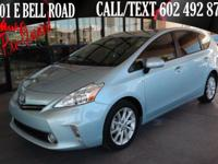 ** PRIUS FIVE ** HYBRID ** ONLY 27K MILES ** 1 OWNER **