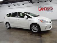 Toyota Certified. Five, 3-Door Smart Key System w/Push