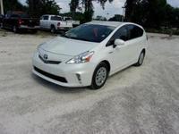Exterior Color: super white, Body: Wagon, Fuel: Hybrid,