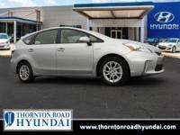 PREMIUM & KEY FEATURES ON THIS 2014 Toyota Prius v