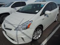 Recent Arrival! 2014 Toyota Prius v Five Navigation &