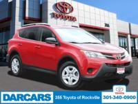 2014 TOYOTA RAV-4 LE AWD IN EXCELLENT CONDITION LOADED