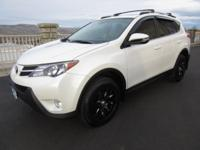 Our 2014 Toyota RAV4 Limited All Wheel Drive shown in