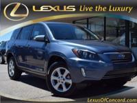 New Price! CARFAX One-Owner. Blue 2014 Toyota RAV4 EV