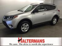 BACKUP CAMERA and ROOF RACK. 4D Sport Utility, 6-Speed