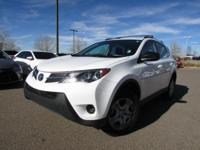 Options:  2014 Toyota Rav4 Le|Awd Le 4Dr Suv|This Super