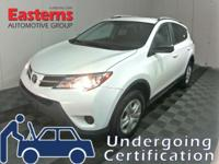 Options:  2014 Toyota Rav4 Le|White|2014 Toyota Rav4 Le
