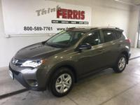 Options:  2014 Toyota Rav4 Le|**All-Wheel