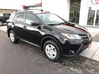 Options:  2014 Toyota Rav4 Le|This Good-Looking 2014