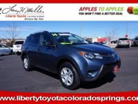 Toyota Certified, CARFAX 1-Owner, LOW MILES - 33,779!