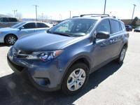Options:  2014 Toyota Rav4 Le|Awd Le 4Dr Suv|Thank You