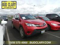 Toyota Certified, AWD, one-owner, clean carfax, and