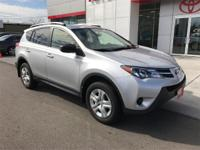 Options:  2014 Toyota Rav4 Le Stop Clicking The Mouse