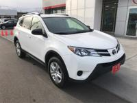 Options:  2014 Toyota Rav4 Le There Isn't A Nicer 2014