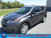 This outstanding example of a 2014 Toyota RAV4 AWD 4dr