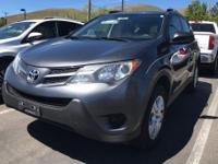 Look at this 2014 Toyota RAV4 LE. Its Automatic
