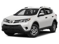 Sensibility and practicality define the 2014 Toyota