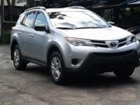 Recent Arrival! Certified. 2014 Toyota RAV4 LE Classic