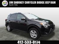Recent Arrival! 2014 Toyota RAV4 LE CARFAX One-Owner.