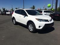 Options:  2014 Toyota Rav4 Le Awd|White|24|176