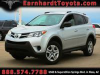 We are happy to offer you this 1-OWNER 2014 TOYOTA RAV4