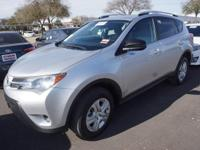 Recent Arrival! 2014 Toyota RAV4 LECARFAX One-Owner.