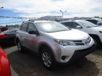 Treat yourself to a test drive in the 2014 Toyota RAV4!
