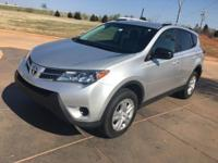 We are excited to offer this 2014 Toyota RAV4. This