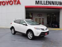 Check out this gently-used 2014 Toyota RAV4 we recently