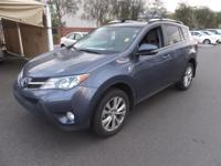 CARFAX 1-Owner, Toyota Certified. Limited trim. EPA 29