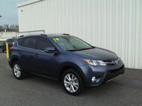 2014 TOYOTA RAV4 LIMITED!! AWD, 2.5L, 6.1 TOUCH SCREEN