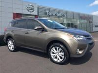 CARFAX One-Owner. Certified. 2014 Toyota RAV4 Limited